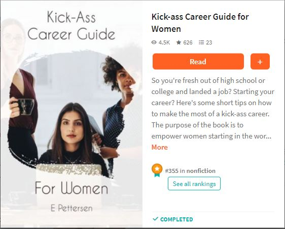 Kick-ass career guide