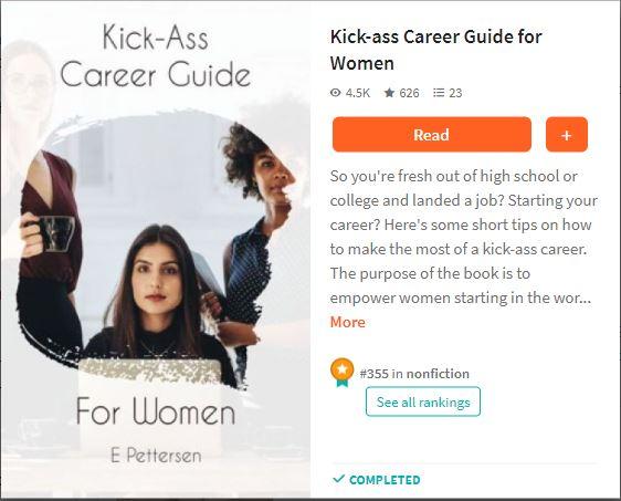 Kick-ass career guide
