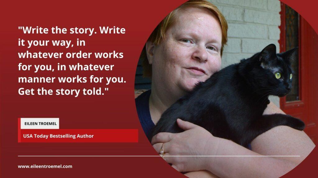 Eileen Troemel, USA Today Bestselling Author