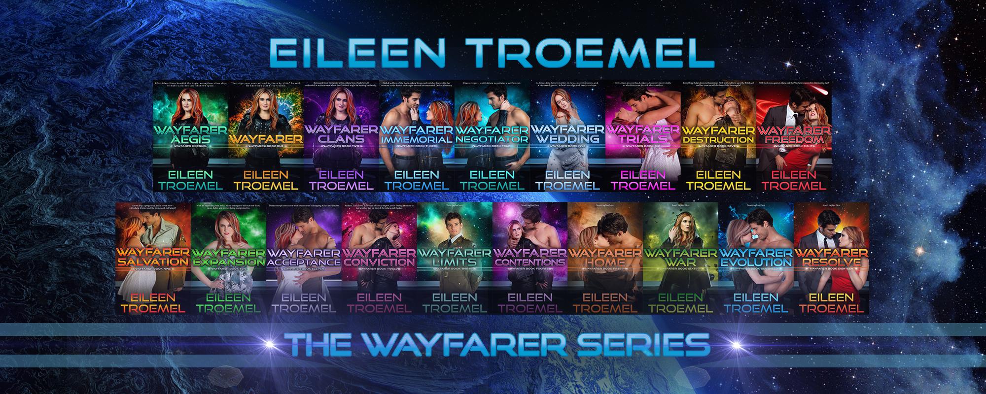 Wayfarer series banner